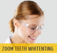 zoom teeth whitening in troy